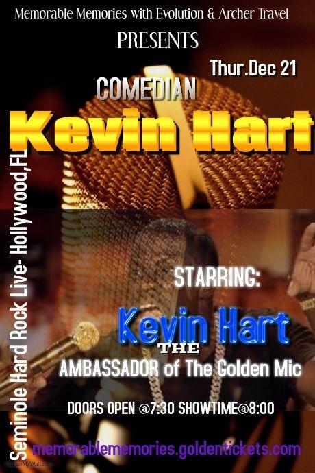 Kevin Hart Concert