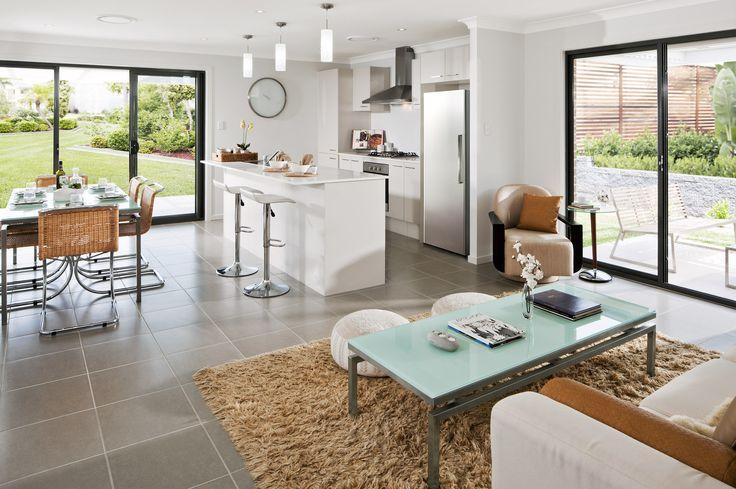 Camelia www.newlivinghomes.com.au #kitchen #design