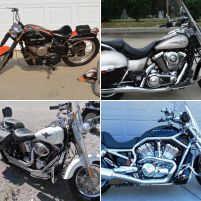 Used Motorcycles for Sale.