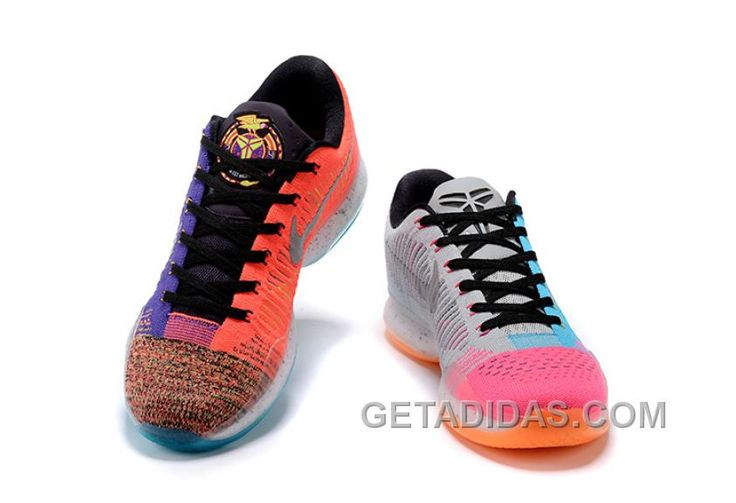 "http://www.getadidas.com/2016-nike-kobe-10-elite-low-multicolor-what-the-for-sale-lastest.html 2016 NIKE KOBE 10 ELITE LOW MULTI-COLOR ""WHAT THE"" FOR SALE LASTEST Only $96.00 , Free Shipping!"