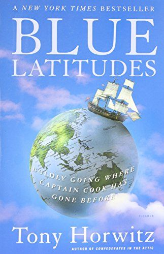 Blue Latitudes: Boldly Going Where Captain Cook Has Gone Before by Tony Horwitz http://smile.amazon.com/dp/0312422601/ref=cm_sw_r_pi_dp_67tswb1BSN6MN