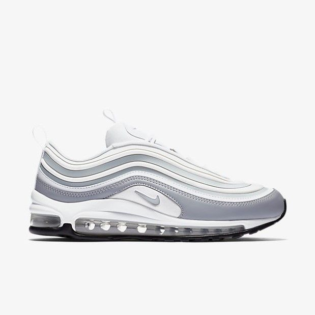 Nike Air Max 97 Ultra Wolf Grey | Air max 97, Nike air