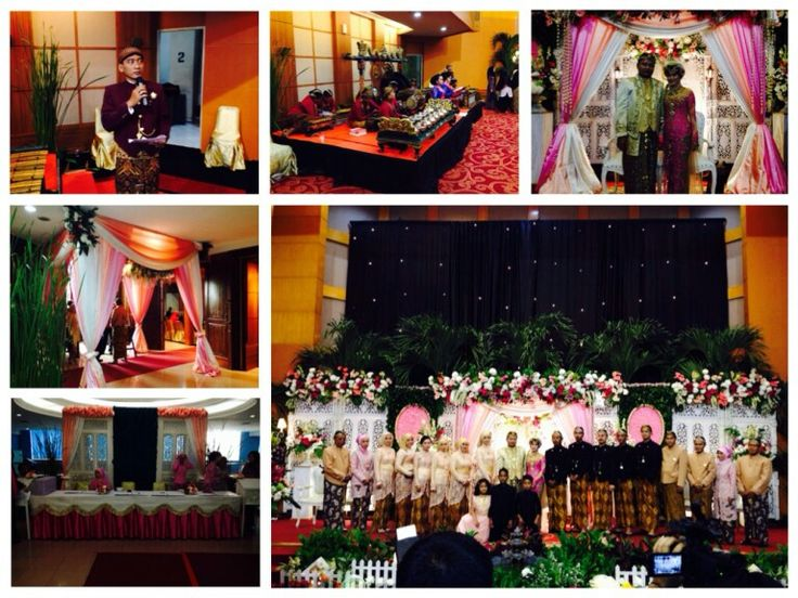 Java Wedding & Pedang Pora