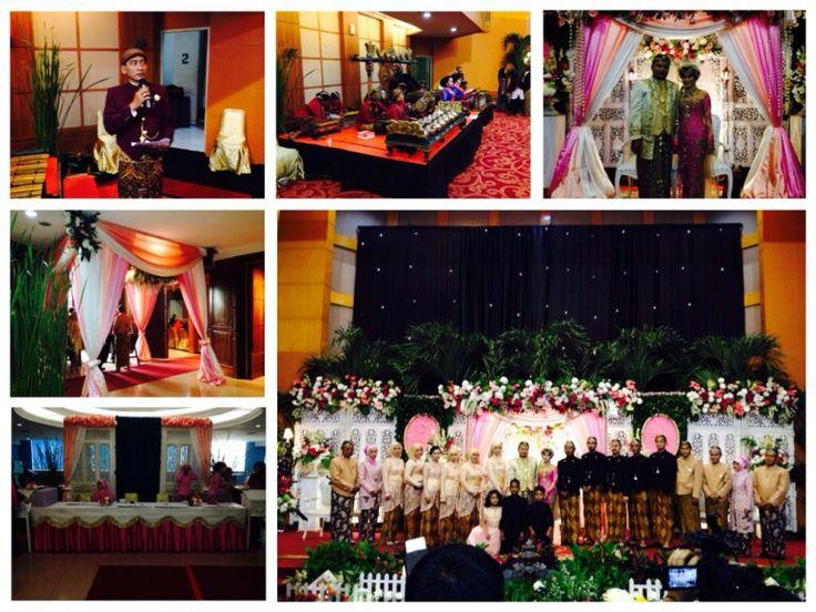 Java Wedding & Pedang Pora
