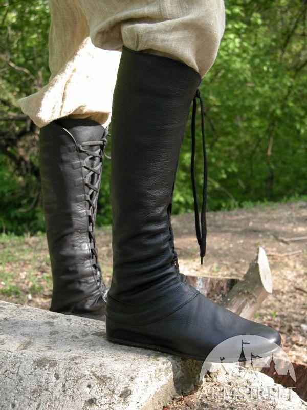 Mittelalter Stiefel Fantasie