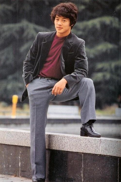 Jet Li in the 1980s. http://ift.tt/2wmxXAK