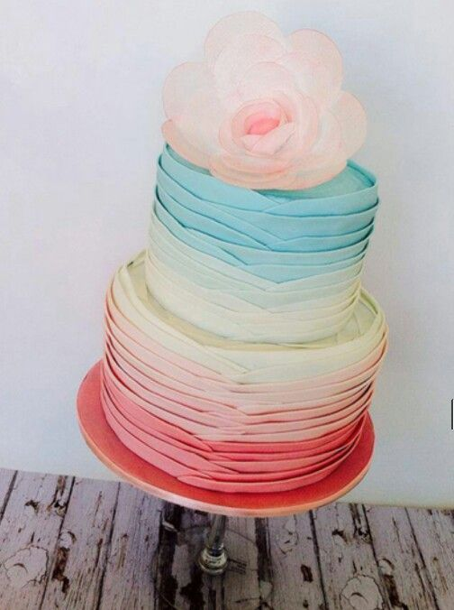 Best 20 Gender Reveal Cakes Ideas On Pinterest Baby