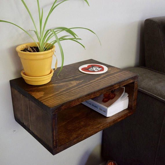 Best 25+ Floating nightstand ideas on Pinterest | Floating ...