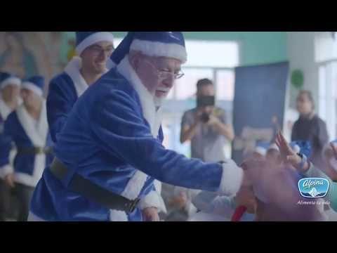Sorpresa Navidad Niños | Alpina Colombia - VER VÍDEO -> http://quehubocolombia.com/sorpresa-navidad-ninos-alpina-colombia    Quisimos alimentar la Navidad de los más pequeños, compartiendo con ellos un día inolvidable, su alegría en la NAVIDAD AZUL nos lo dice todo. Mira cómo lo vivieron.  Alpina, alimenta tu vida. Conéctate con Alpina en Internet: Sigue @alpina_alpina en Twitter: Sitio Oficial de Alpina...