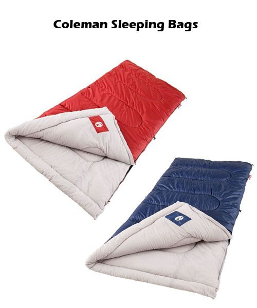 Sleep comfortably, even when it's 20⁰ F outside in the Coleman Cold Weather Sleeping Bag. Buy at - http://bit.ly/2bhyhIA