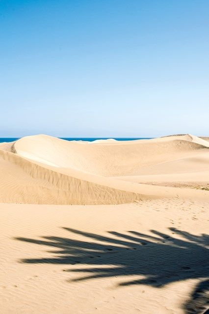 Maspalomas sand dunes on Gran Canaria in the Canary Islands | Best beaches, hotels and things to do | Canary Islands, Spain (Condé Nast Traveller)
