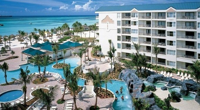 Marriott's Aruba Ocean Club - resort accommodations, by-owner prices.