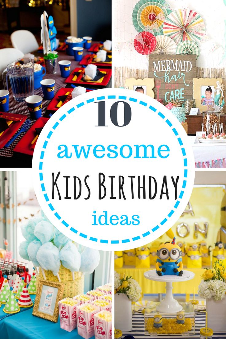 391 best ideas about kids party ideas luau party 10 awesome kids birthday party ideas