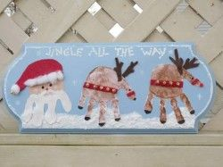 Christmas Crafts - a library of free craft ideas from toddler to teenager