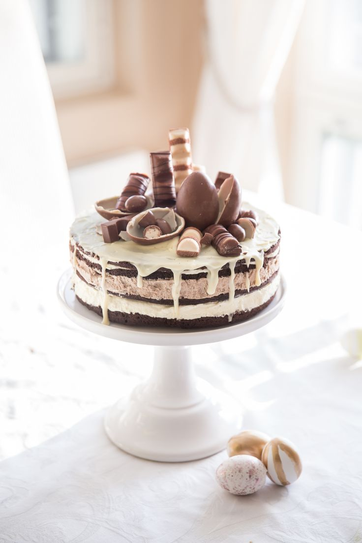 paasiainen kinder cake