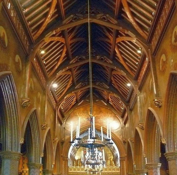 St. Giles' Church is a Roman Catholic church in the town of Cheadle, Staffordshire, England