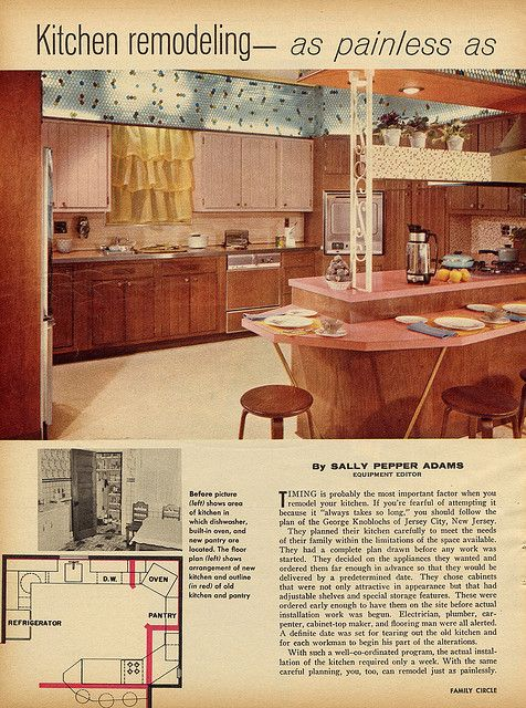 17 Best Images About 1960s Kitchen On Pinterest Stove