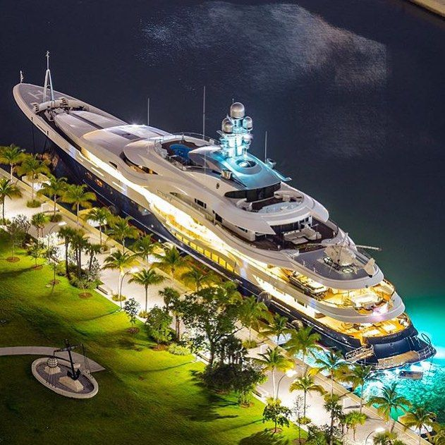 Amazing Yacht ⚓️ ATTESSA IV