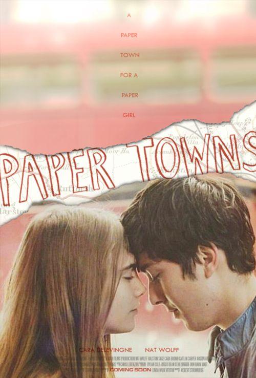 cidades-de-papel-poster