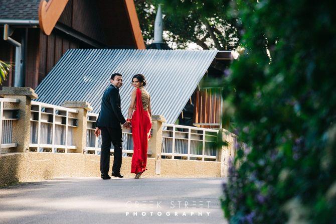 Komal & Shahrir Wedding Photography Taronga Zoo