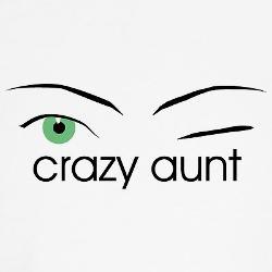 Crazy Aunt Gifts, T-Shirts, & Clothing | Crazy Aunt Merchandise