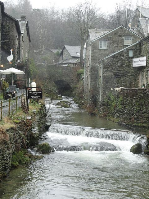 Ambleside, Cumbria a beautiful place to visit with lots to offer from Hotels, B&B's, Restaurants, Cafes and shops. Also there is some fabulous walks and treks.