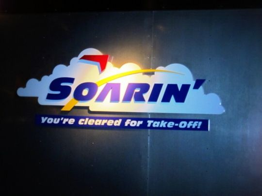 Soarin' - Disney's Epcot - Lake Buena Vista, FL - Kid friendly acti... - Trekaroo  #FamilyTravel