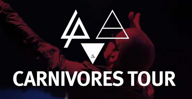 Linkin Park, 30 Seconds to Mars'  Carnivores Tour AMAZING CONCERT!!!! WAS SO FUN!!
