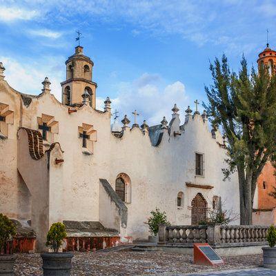See: Santuario de Atotonilco, San Miguel de Allende, Mexico