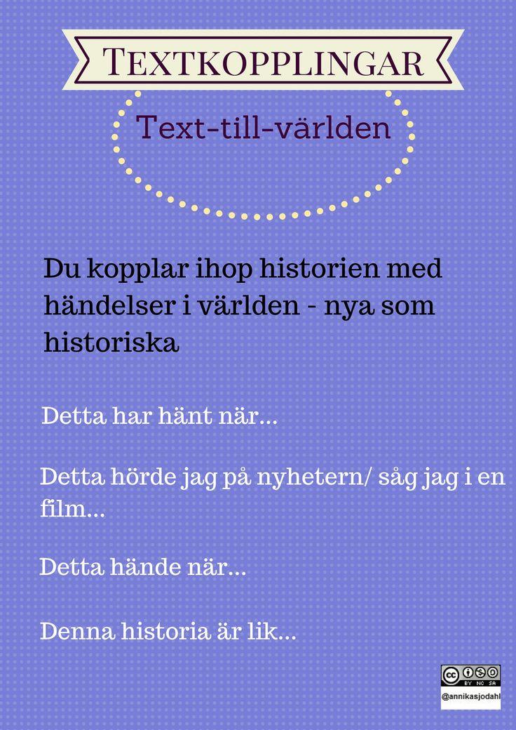 Text-till-världen