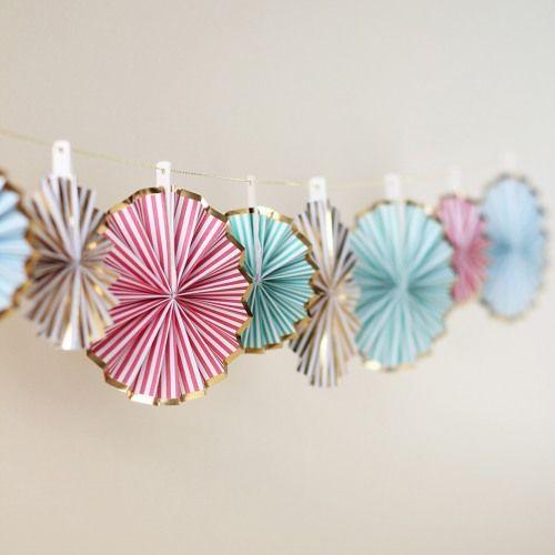 Mini Pinwheel Decorations by Beau-coup