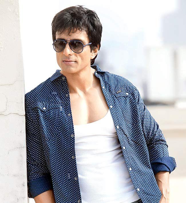 Sonu Sood #Style #Bollywood #Fashion #Handsome