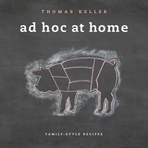 Ad hoc at home, by thomas keller -- one heck of a cook book and definitely worth a read (you'll never order from mcdonalds again)