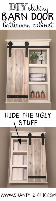 Diy bathroom shelves above toilet mason jars 15 ideas for 2019   – travel | diy….   – most beautiful shelves