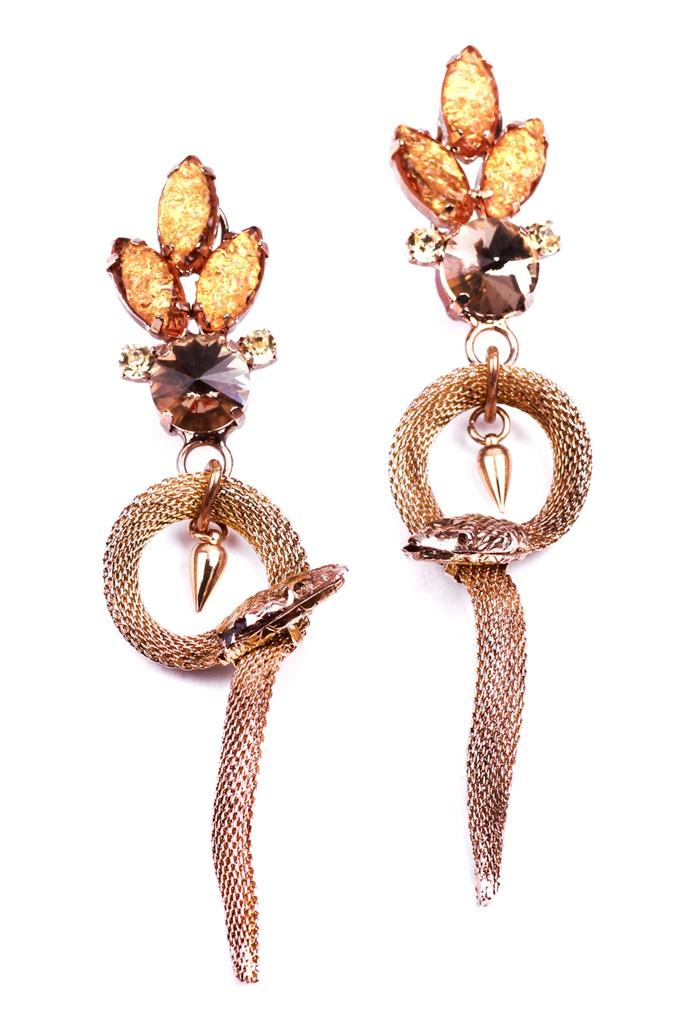 fall 2012 : Lulu Frost2012 Earrings, Frostings Jewelry, Stylecom Accessories, Black Earrings, Frostings Earrings, Fall 2012, Earrings Jewelry, 2012 Lulu, Lulu Frostings