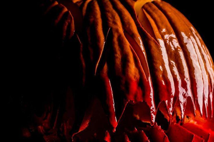 Scary pumpkin by JSC photography
