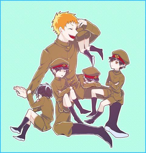 「獄都事変ログ4」/「ゆ み こ」の漫画 [pixiv]