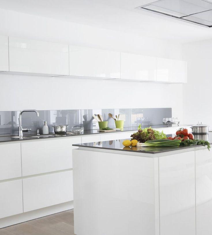 Attractive 50+ Modern Decorated Kitchen Design Ideas