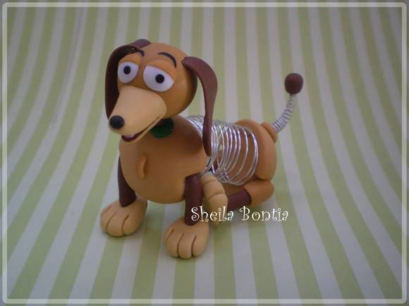 Topo de Bolo - Toy Story