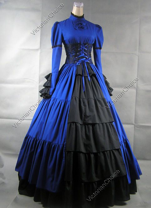 Victorian corset dresses cheap