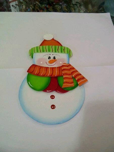 110 best Invierno Goma Eva images on Pinterest  Paper piecing