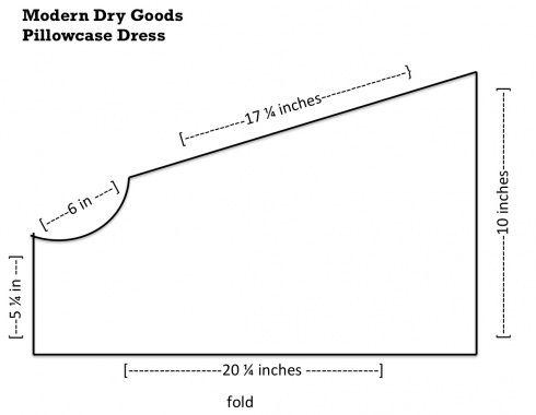 "pillowcase dress tutorial with pattern!  Size 2T Google: ""Pillowcase size chart""   Many charts to girls size 8.  Pillowcase Size chart: http://pinterest.com/pin/540009811540313740/"