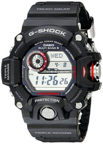 Casio Men's GW-9400 1CR Digital Solar Watch