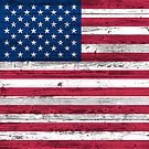 USA flag by creativelolo