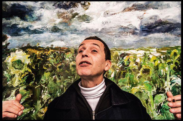 Sam Dillemans: 'Er zijn goede en slechte kunstwerken, maar dat mag je vandaag niet meer zeggen of je bent een betweter'