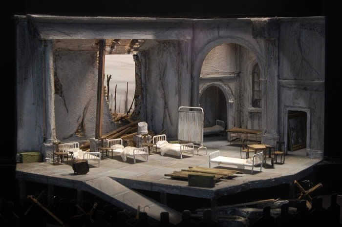 Macbeth set model