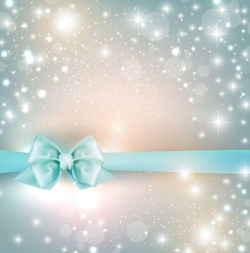 Free Elegant bow shiny background vector   EPS File (1.8 MB)   freedesignfile.com