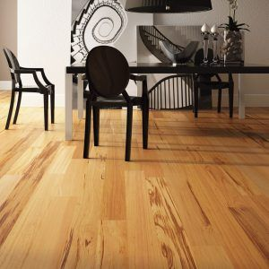 engineered hardwood flooring or solid