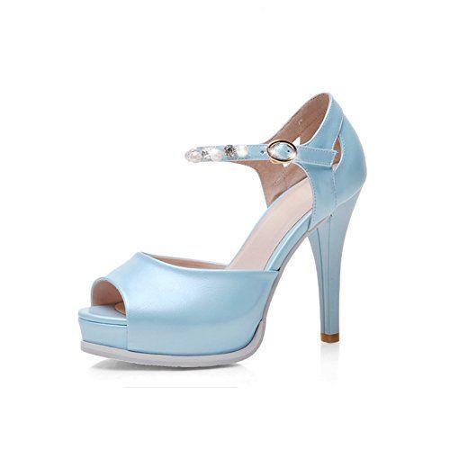 2016Schuhe Fashion Princess/Diamant Temperament Fischkopf Schuhe/Frauen Sandalen/Schuhe mit hohen Absätzen - http://on-line-kaufen.de/pumps-17/2016schuhe-fashion-princess-diamant-fischkopf