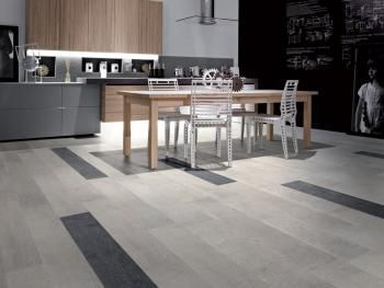 Create a warm, modern, urban look with Timber Look TIles